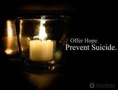 Annual Suicide Awareness Banquet